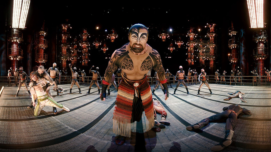 Cirque du Soleil Ka The Battle Within VR experience -- Publicity - H 2016