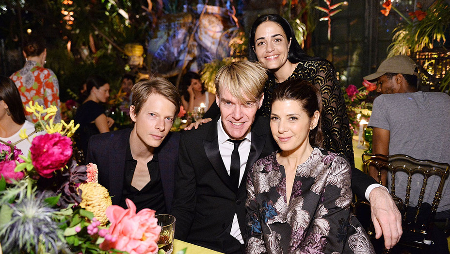 Co and Ken Downing Host Collection Presentation and Intimate Dinner - Getty - H 2016