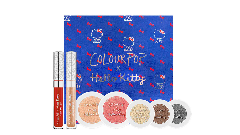 Colour Pop x Hello Kitty  Face Kit - Publicity - H 2016
