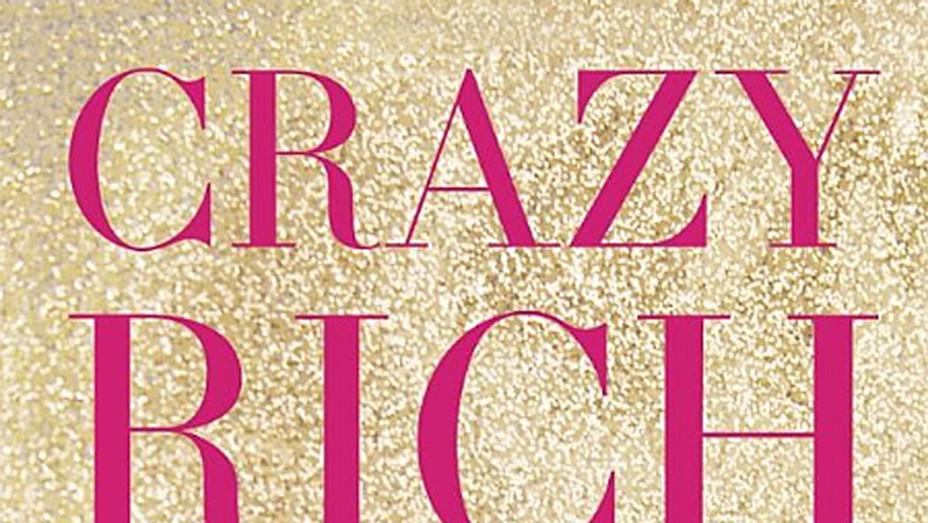 Crazy Rich Asians Screen shot Book Cover -P 2016
