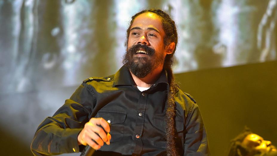 Damian Marley - Getty - H 2016