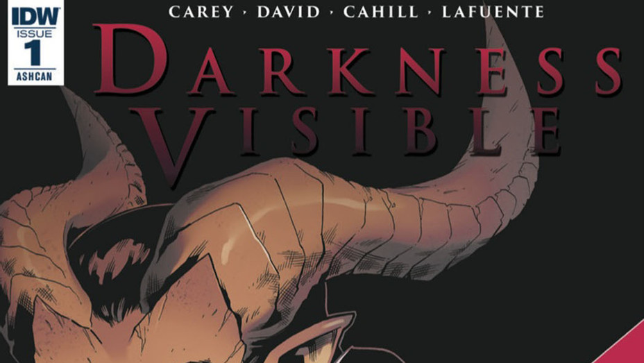 Darkness Visible Ashcan Cover - P - 2016
