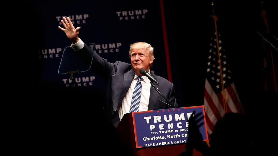Donald Trump  - Getty - H 2016