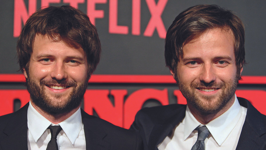 Duffer Brothers - Stranger Things Premiere - Getty - H - 2016
