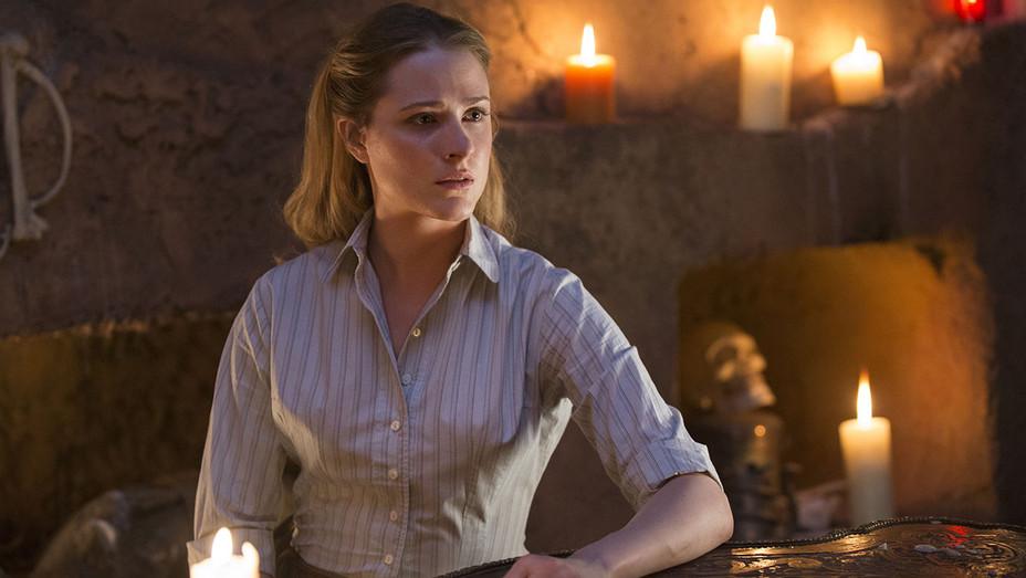 Westworld Episode 5 - Evan Rachel Wood 2 - H 2016