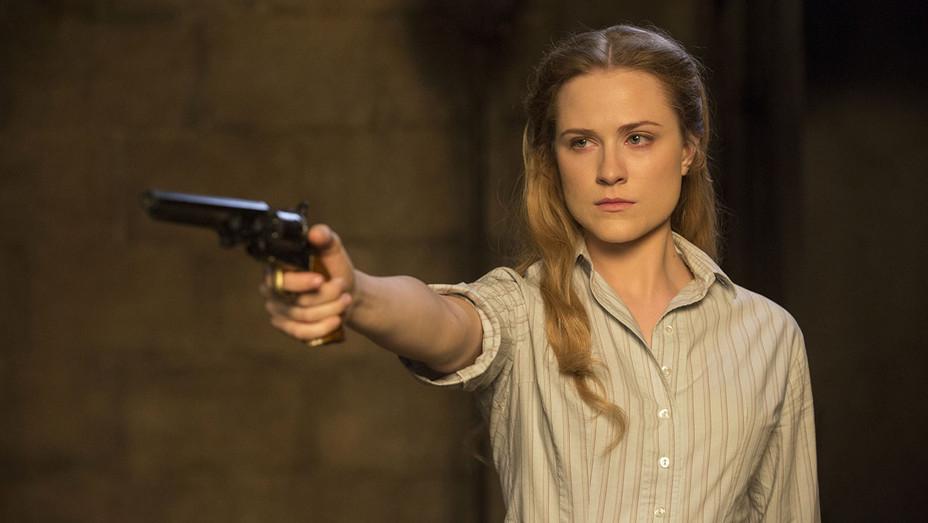 Westworld Episode 5 - Evan Rachel Wood - H 2016