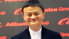Alibaba Stock Jumps After Jack Ma Resurfaces