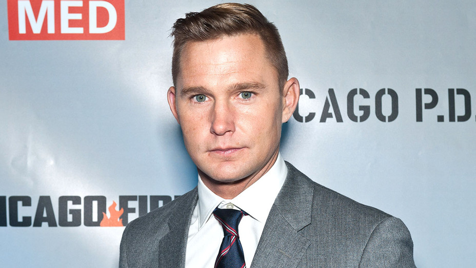 Brian Geraghty - premiere party for NBC - H 2016