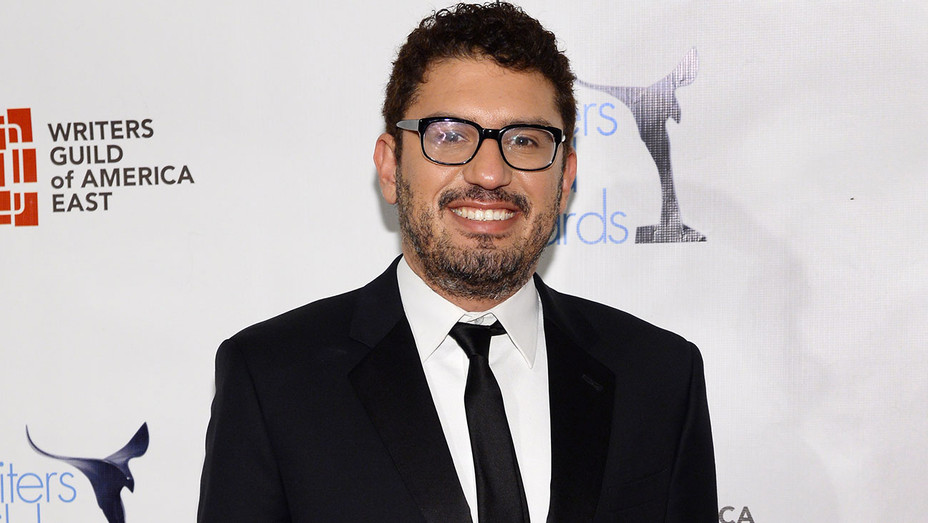 Sam Esmail - 2016 Writers Guild Awards - Getty -H 2016