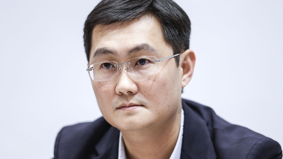 China Power list: Ma Huateng Tencent Media -Getty- H 2016