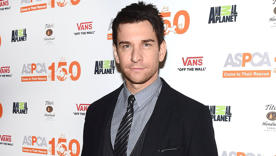 Andy Karl - Second Chance Dogs - 150th Anniversary - Getty -H 2016