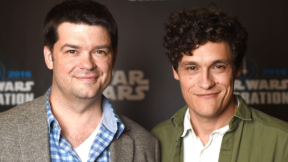 Chris Miller and Phil Lord - Star Wars Celebration 2016 -Getty -H 2016