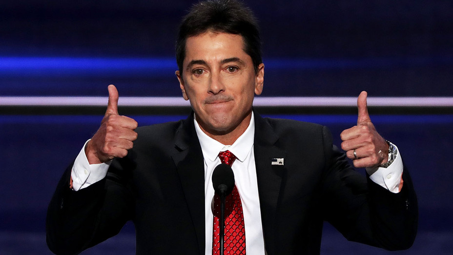 Scott Baio - Republican National Convention on July 18, 2016 - Getty -H 2016
