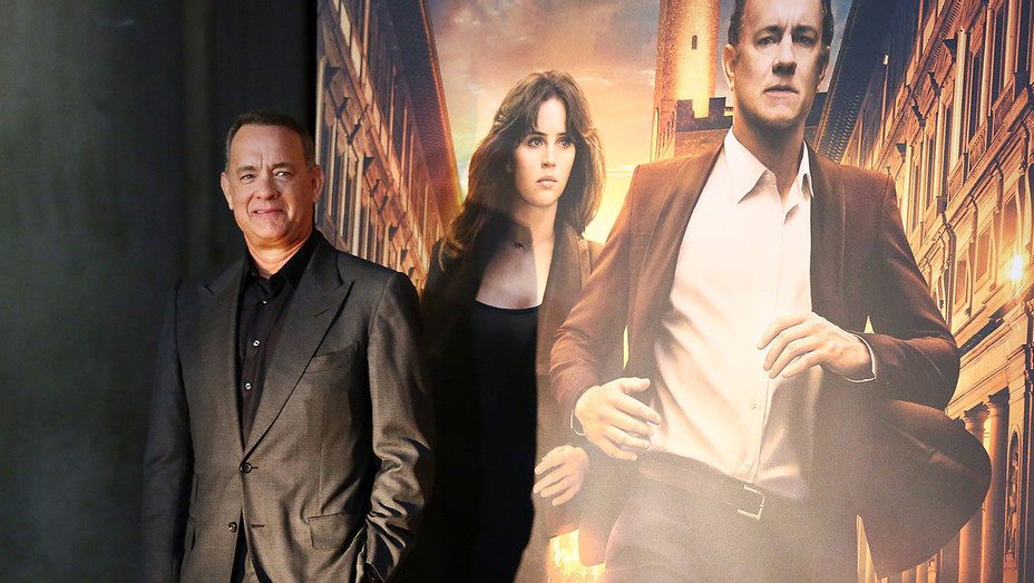 Tom Hanks - photocall for Inferno - FLORENCE, ITALY -Getty - H 2016