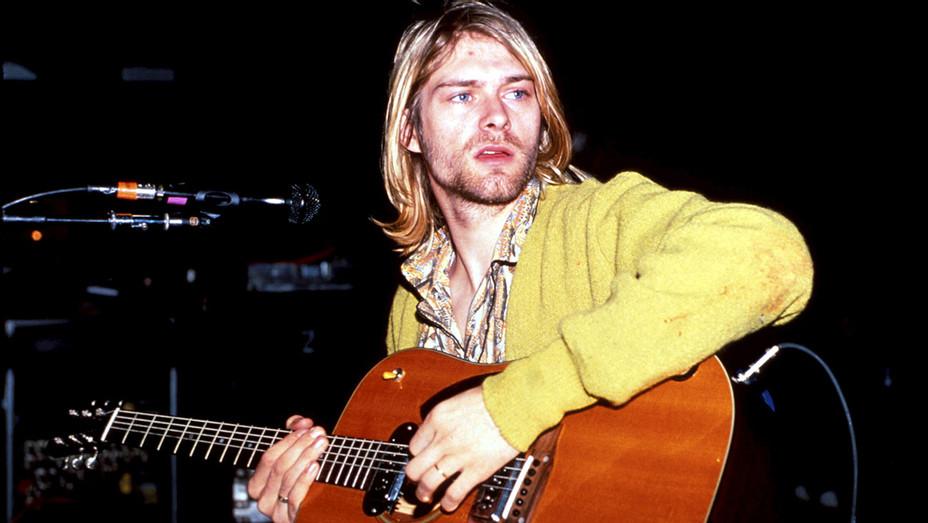 Kurt Cobain -Nirvana - Getty -H 2016