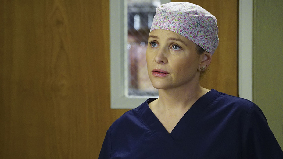 Grey's Anatomy - JESSICA CAPSHAW - Still - H - 2016