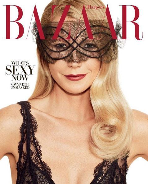 Gwyneth Paltrow - Bazaar - P - 2016