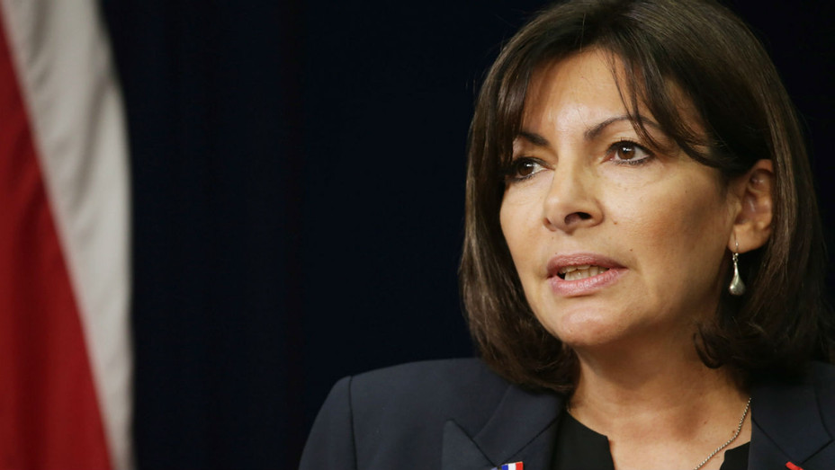 Paris mayor Anne Hidalgo - Getty H 2016