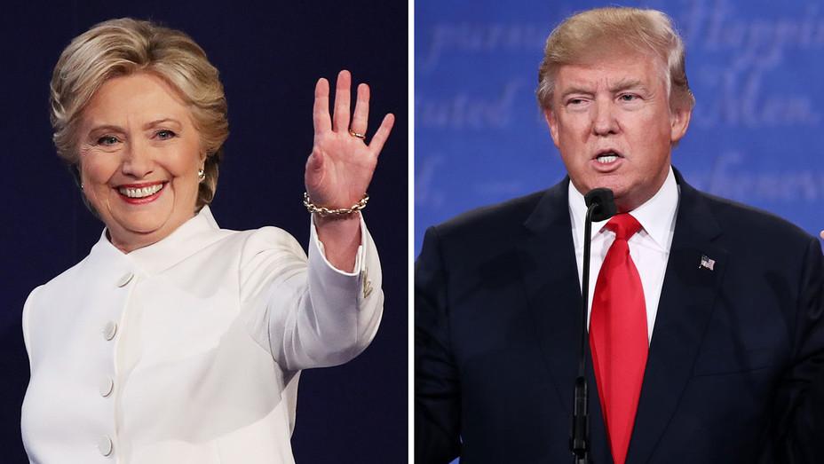 Hillary Clinton - Donald Trump - Final Presidential Debate - H - 2016