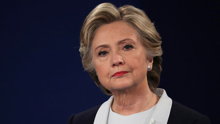Hillary Clinton Serious- Second Presidential Debate - Getty - H - 2016