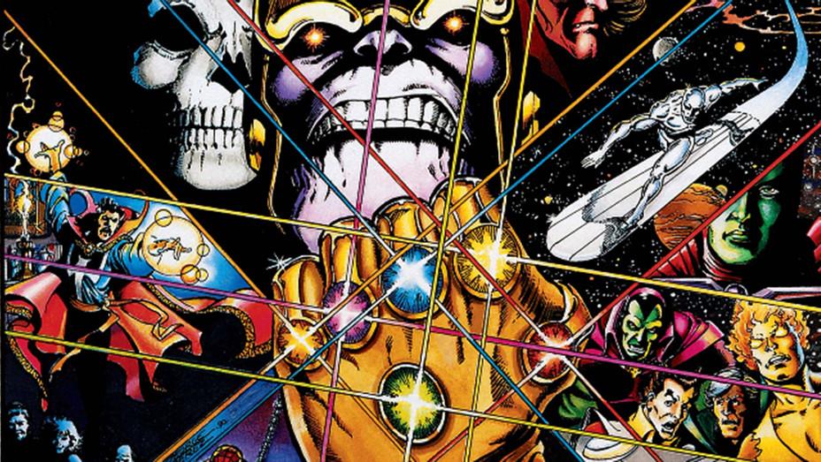 Infinity Gauntlet - H 2016