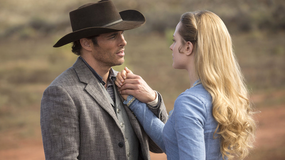 WESTWORLD - Episode 3 - The Stray -James Marsden - Evan Rachel Wood -H 2016