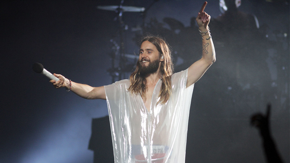 Jared Leto 30 Seconds to Mars Getty H 2016