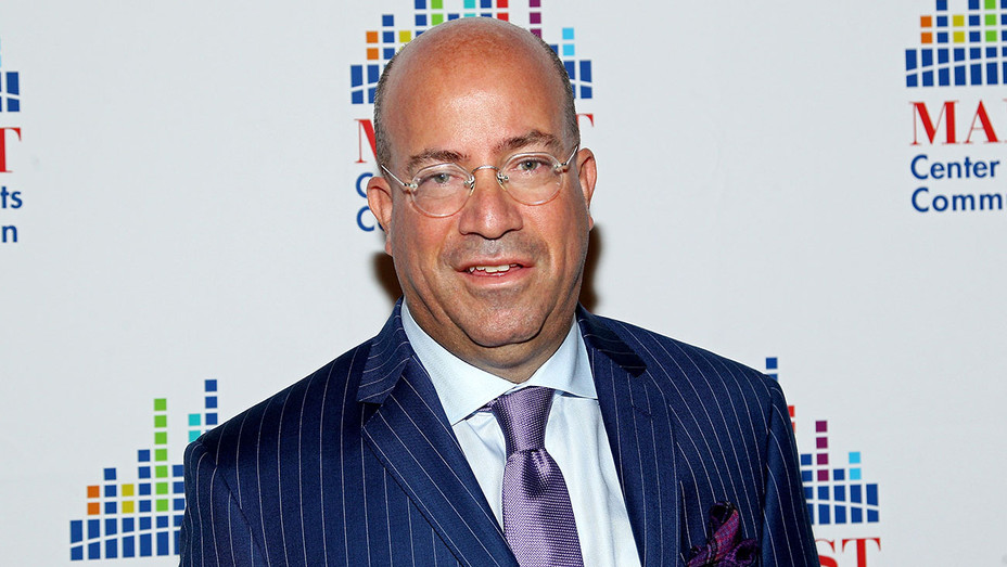 Jeff Zucker - Lifetime Excellence In Sports Communication Award - Getty - H - 2016
