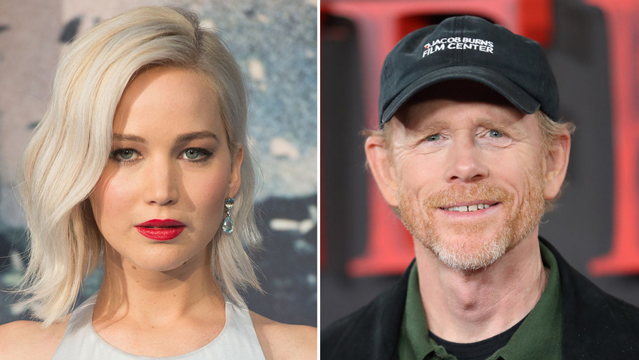 Jennifer Lawrence - Ron Howard - Split - H - 2016