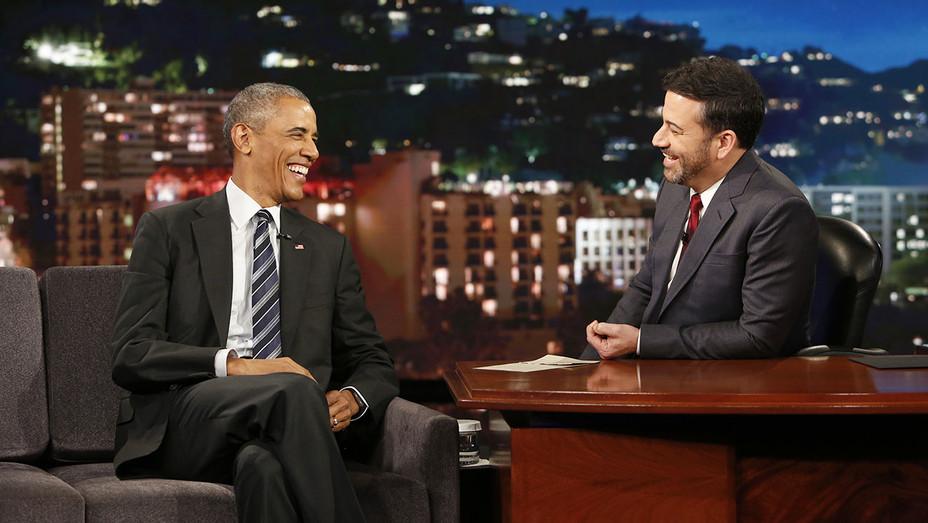 Jimmy Kimmel Live - Obama - H - 2016