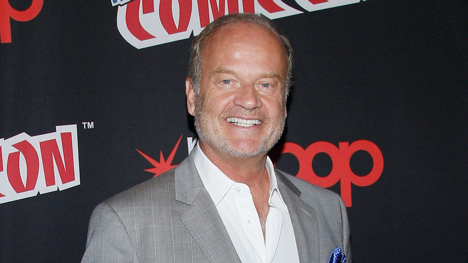 Kelsey Grammer - NY Comic Con - Getty - H - 2016