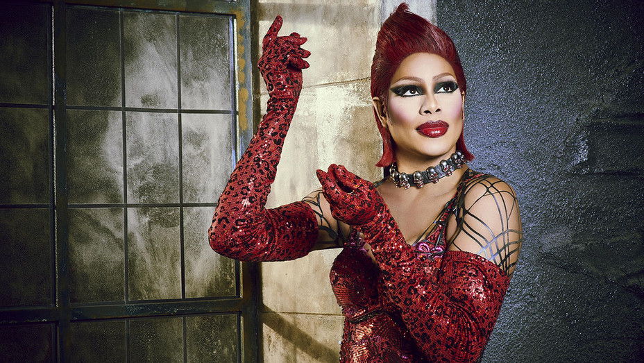 Laverne Cox - Rocky Horror Picture Show - H - 2016