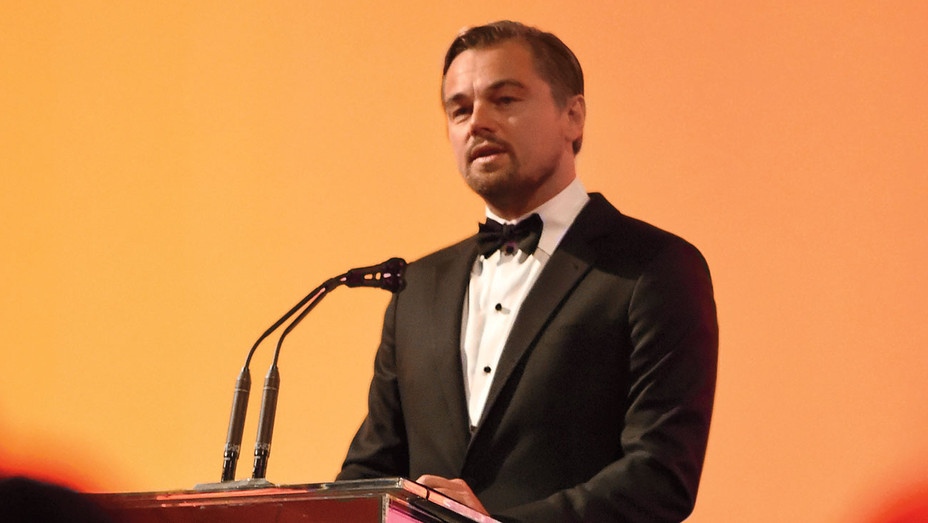 Leonardo DiCaprio - LACMA Event - Getty - H - 2016
