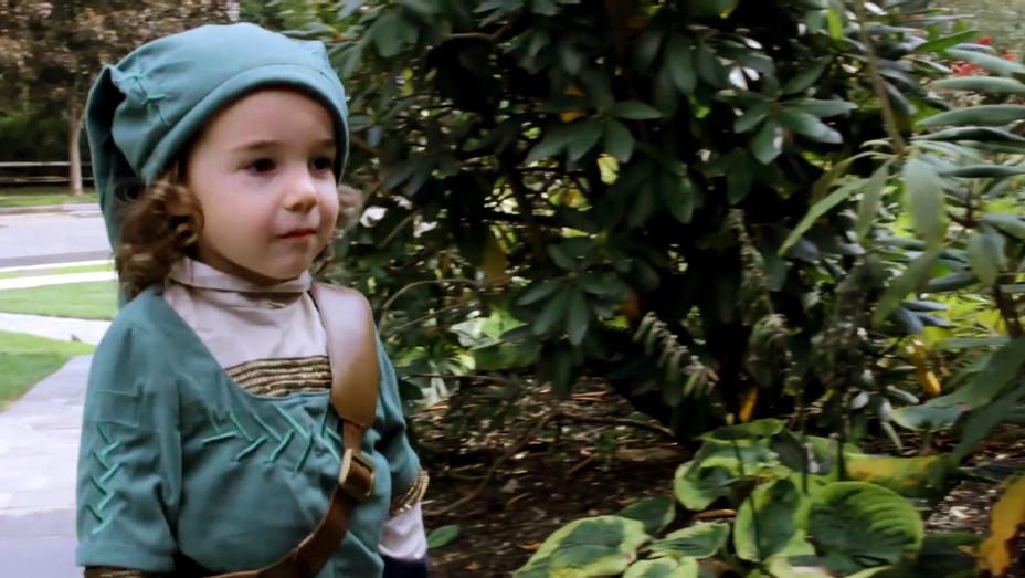 Little Girl Link Costume - H 2016