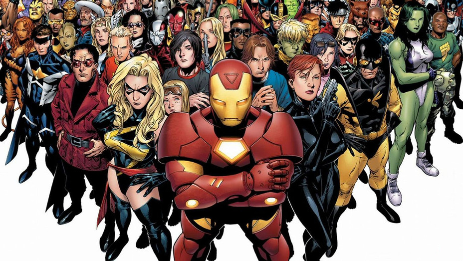 Marvel Universe Initiative - H - 2016