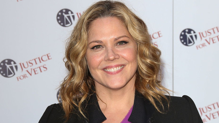 Mary McCormack - Vet Event - Getty - H - 2016