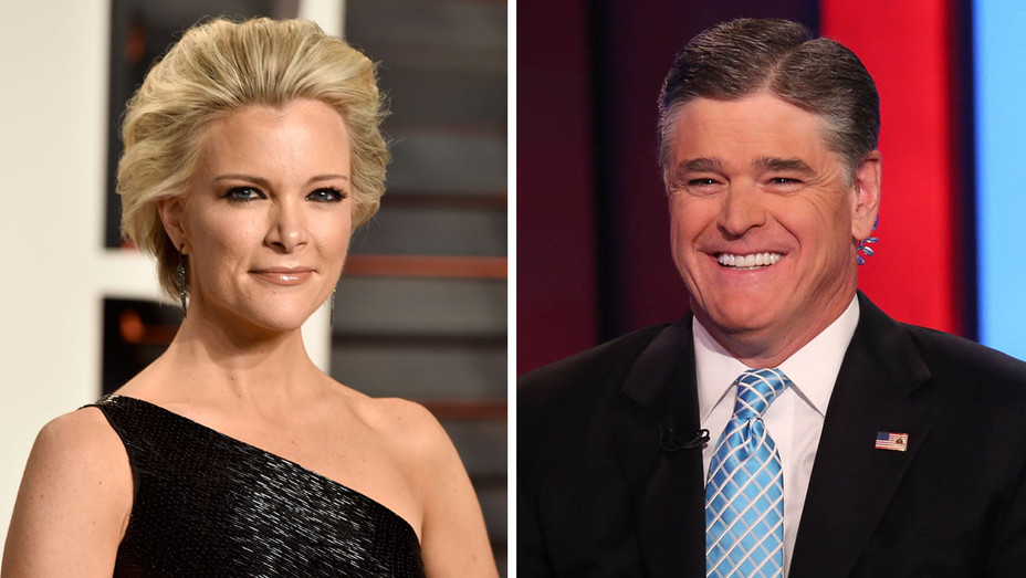 Megyn Kelly - Sean Hannity - Split - H - 2016