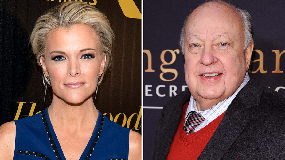 megyn kelly and roger ailes split -Getty-H 2016