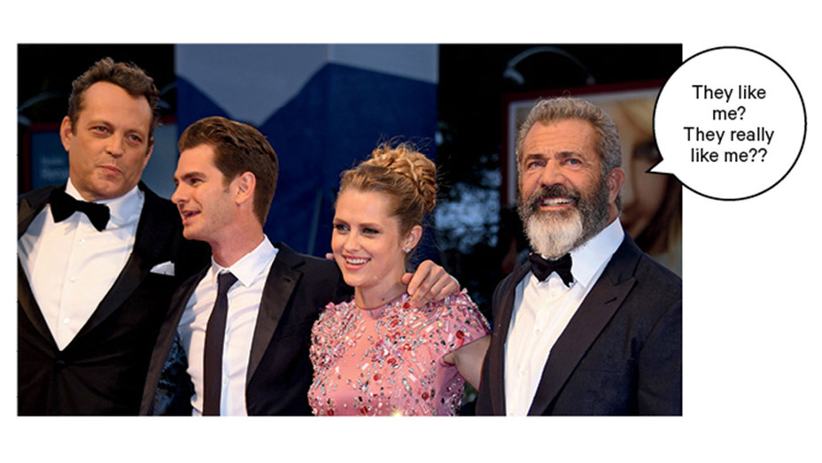Mel Gibson - About Town - H - 2016