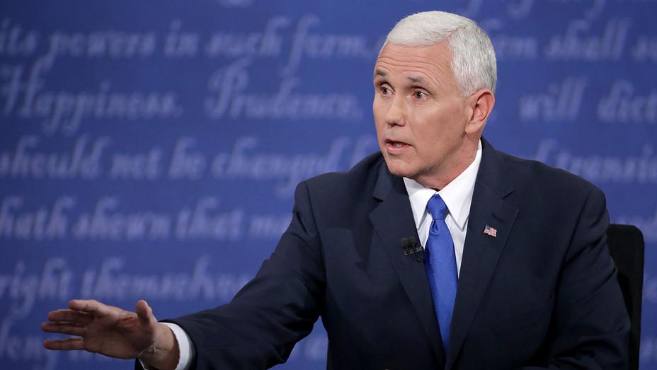 Mike Pence 3 - VP Debate - Getty - H - 2016
