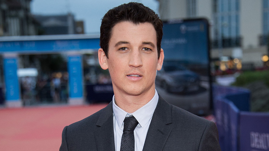 Miles Teller -War Dogs Premiere - Getty - H - 2016.jpg