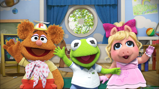 Writer Loses 'Muppet Babies' Lawsuit Because of Old Bankruptcy