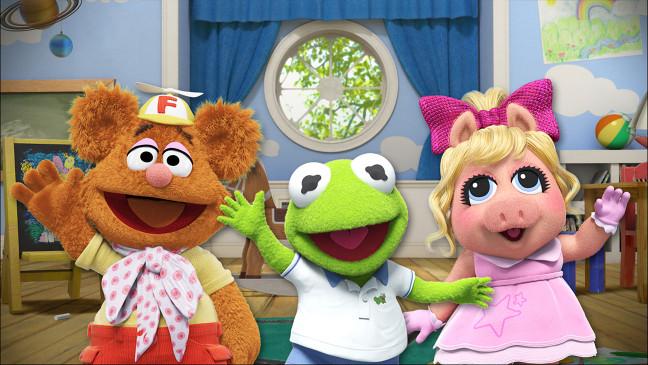 'Muppet Babies' Reboot Spurs Lawsuit from TV Writer