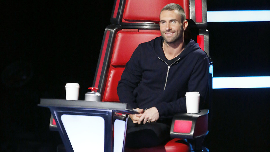 The Voice- Adam Levine -Publicity-H 2016