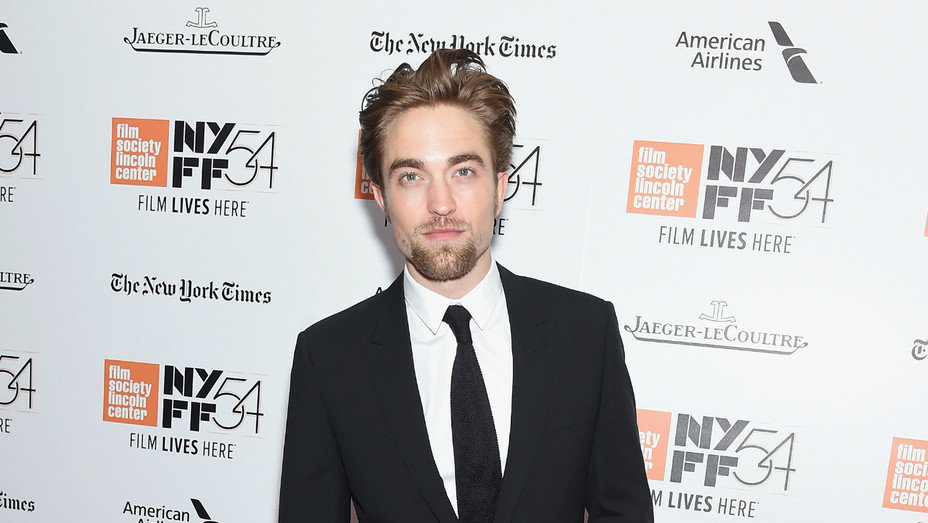 Robert Pattinson at 'The Lost City Of Z' New York Film Festival Premiere - Getty - H 2016