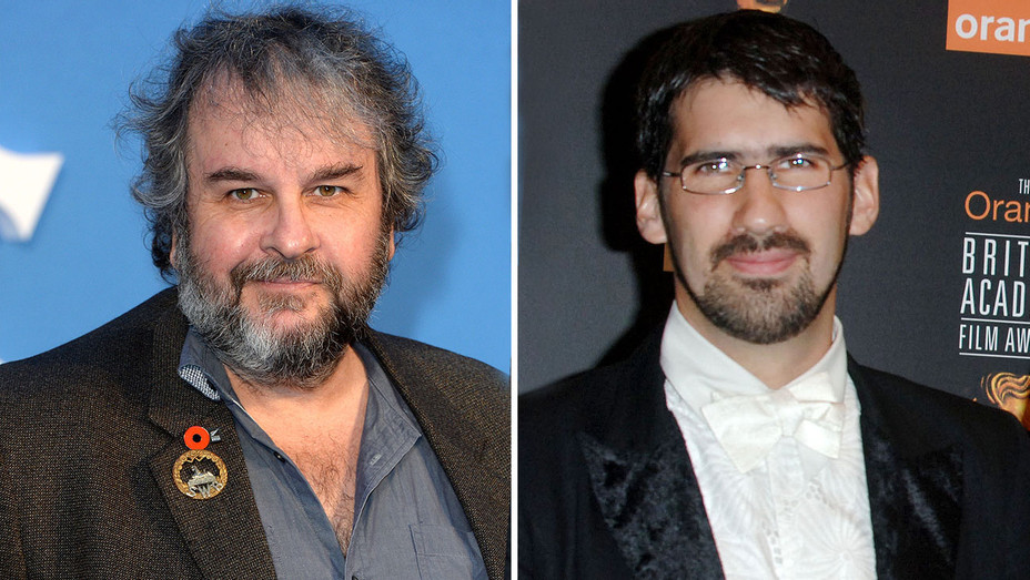 Peter Jackson and Christian Rivers - Split - Getty-H 2016