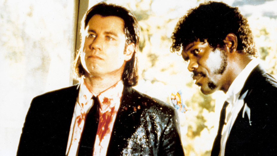 Pulp Fiction Thr S 1994 Review Hollywood Reporter