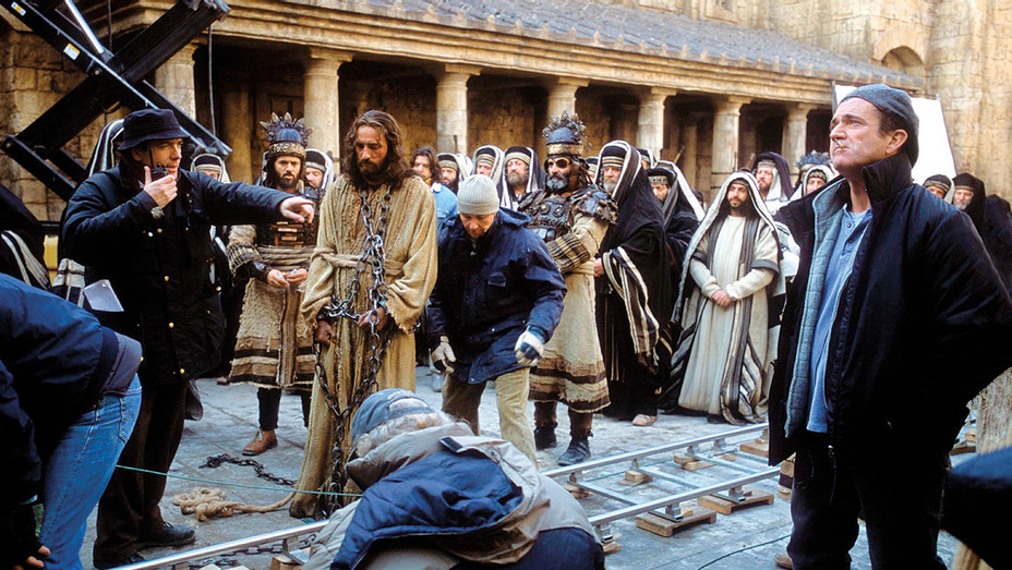 FILMING OF THE PASSION OF THE CHRIST - 2003-REX/Shutterstock - One time use-H 2016