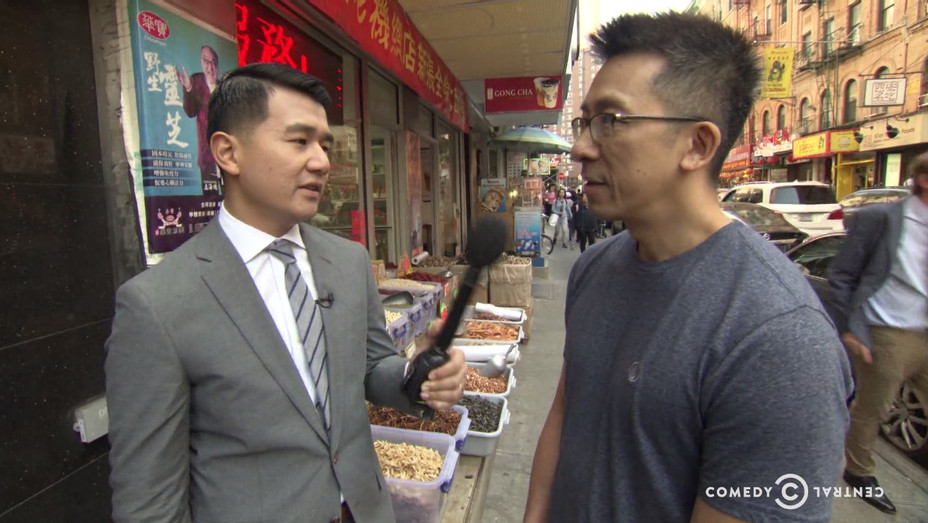 Daily Show Ronny Chieng - H 2016
