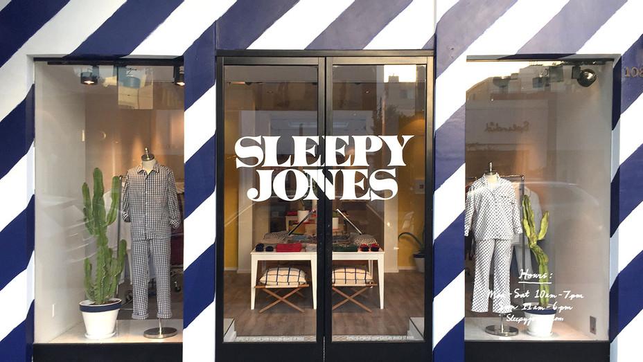 Sleepy Jones Storefront - Publicity - H 2016
